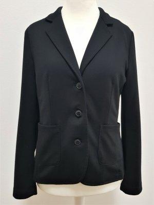 Opus Jersey blazer zwart