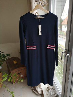 Esprit Jerseyjurk donkerblauw
