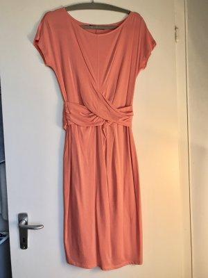 Weekend Max Mara Jersey Dress apricot-salmon