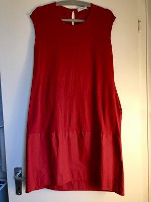 Alpha Studio Jersey Dress red cotton