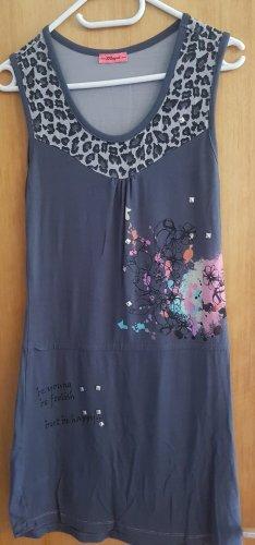 Jerseykleid gemustert Größe s/m Mogul Sommerkleid/ Winterkleid