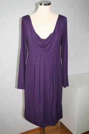 Jerseykleid, lila von Heine