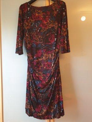 Jerseykleid mit Rückenausschnitt, Gr.40