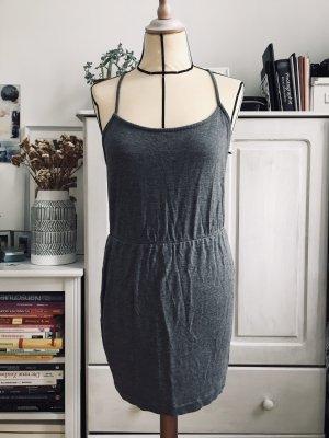 Jerseykleid mit schönem rückenausschnitt
