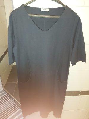 Jerseykleid mit Seitentaschen