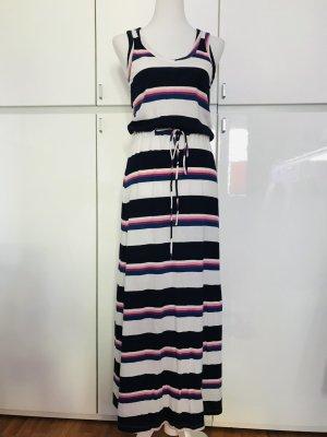 bobi Maxi Dress multicolored cotton
