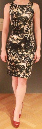Jerseykleid von H&M mit Muster Gr.XS