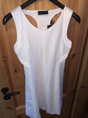 Jerseykleid Weiß Diesel Black Gold in L