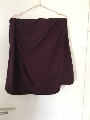 American Apparel Tube Scarf bordeaux