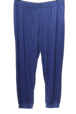 JERY MOOD Luźne spodnie niebieski W stylu casual