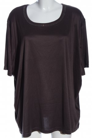 JERY MOOD Oversized Blouse lilac flecked casual look