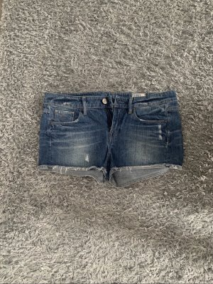 G-Star Raw Pantaloncino di jeans blu