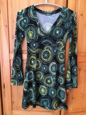 Jessi- Stretch Kleid langärmelige