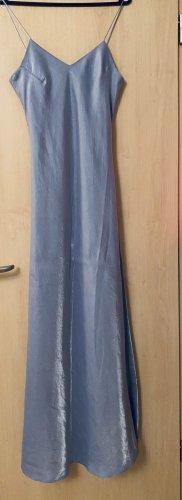 Jessica C&A Kleid Abendkleid Party Gr. 36, blass violett Lavendel glänzend