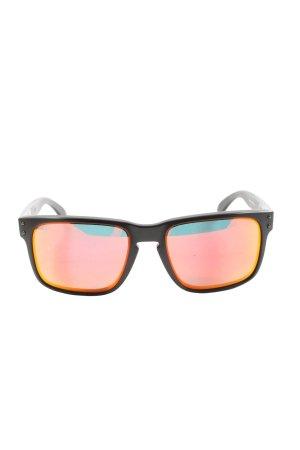 Jessica Holbrook eckige Sonnenbrille