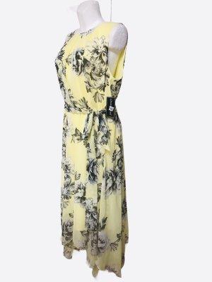 Jessica Howard Damen Sommer Kleid Gelb XL/ XXL