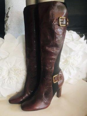 Jessica Simpson Damen Stiefel Leder Boots 39,5