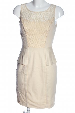 Jessica Simpson Mini Abito crema elegante