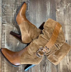 Jessica Simpson Slouch Boots brown