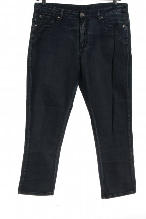 Jet-Line Jeans slim bleu style décontracté
