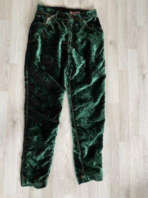 Jet Set Pantalon fuselé vert forêt