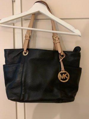Jet Set Michael Kors Handtasche aus Leder