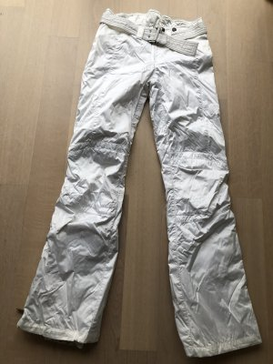 Jet Set Ski Pantalón de esquí blanco