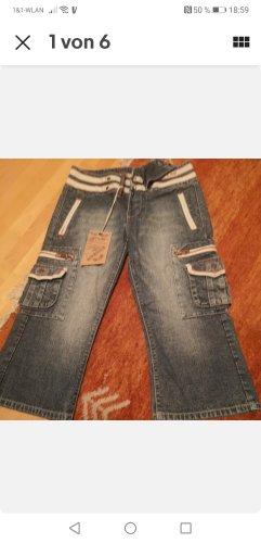 Jetlag 3/4 Length Jeans blue