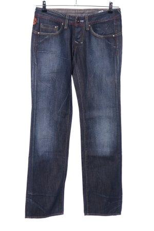 Jetlag Jeans boyfriend blu stile casual