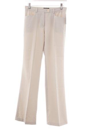 Jetlag Pantalone a pieghe grigio chiaro stile casual