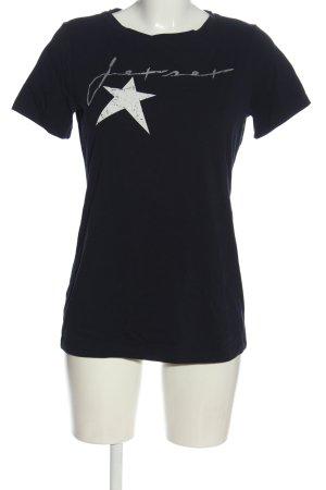 Jetset Print-Shirt