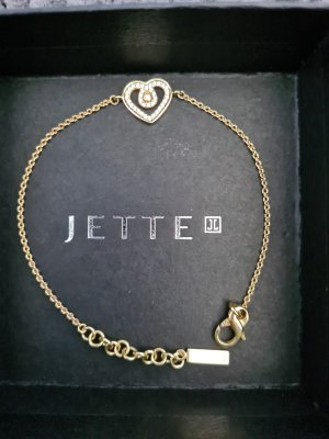 Jette Joop Bracelet en or doré