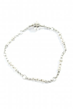 Jette Charm Bracelet silver-colored casual look