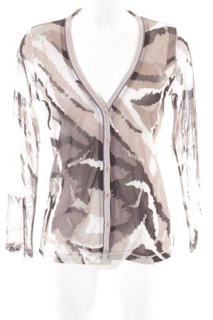 Jette Blusenjacke beige-wollweiß Elegant