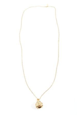 Jette Collar estilo collier color oro look casual