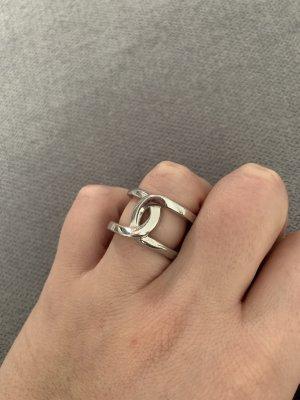 Jette Zilveren ring zilver