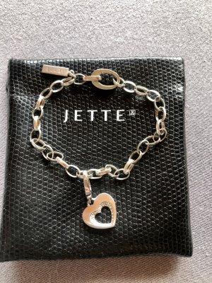 Jette Joop Bracelet à breloques argenté argent