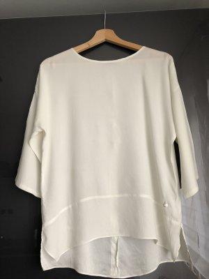Jette Joop Blusa de seda blanco
