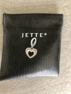 Jette Joop Charm silver-colored real silver