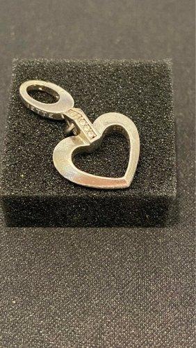 Jette Joop Herz Anhänger 925 Silber Charm