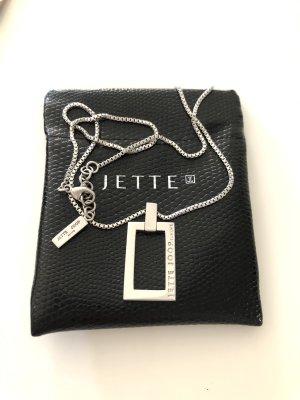 Jette Joop Catena d'argento argento