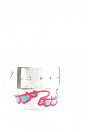 Jette Joop Cintura di pelle Stampa a tema stile casual