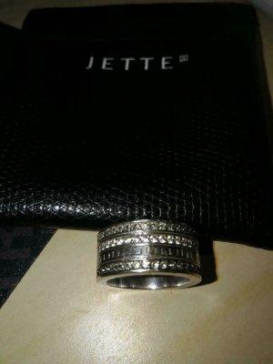 Jette Joop Anillo de plata color plata