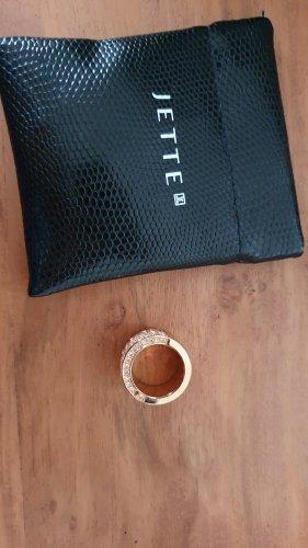 Jette Joop Gold Ring rose-gold-coloured