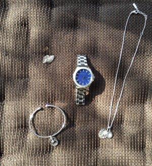Jette Joop Sterling Silber Uhr Armband Armreif Ohrringe Ohrstecker Kette Anhänger