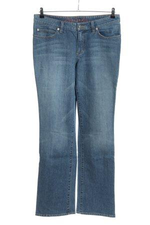 Jette Joop Straight-Leg Jeans blau Casual-Look