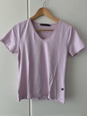 Jette Joop T-shirt liliowy-jasny fiolet
