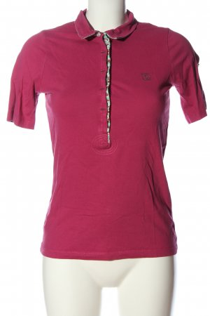 Jette Polo-Shirt pink Casual-Look