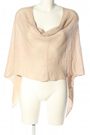 Jette Poncho creme Casual-Look