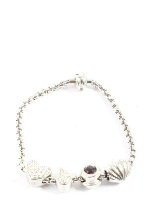 Jette Zilveren armband zilver casual uitstraling